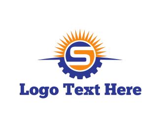 Energy - Solar Energy  logo design
