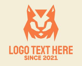 Mascot - Bobcat Mascot logo design