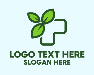 Medicine - Organic Medicine logo design
