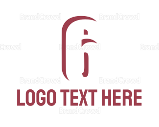 Shadow - Silhouette Six logo design