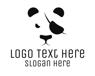Pirate - Pirate Panda logo design