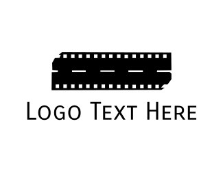 Channel - Road Film logo design