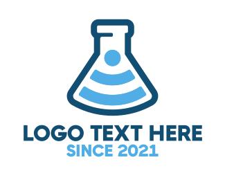 Internet - Internet Laboratory logo design
