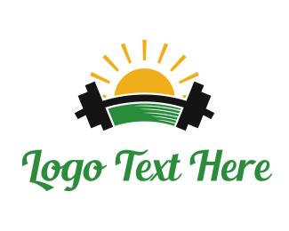 Exercise - Morning Gym logo design