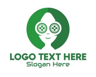 Alien - Alien Gamer logo design