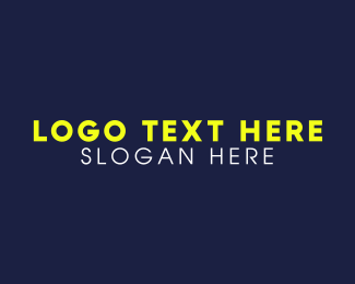 Beam - Yellow & Modern  logo design