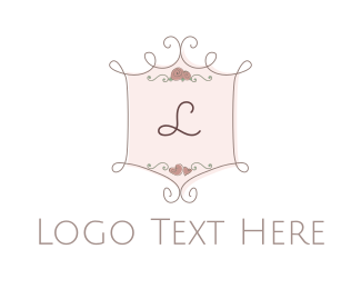 High Tea - Lovely Emblem logo design