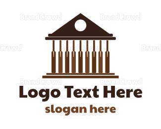 Bartender - Cellar House logo design