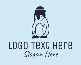 Penguin Hat Logo