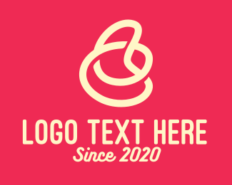 Curvy - Generic Curvy Symbol logo design