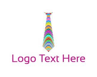 Clown - Clown Tie logo design