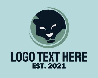 Panther - Black Panther  logo design