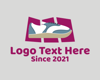 Sports - Sports Rubber Shoes logo design