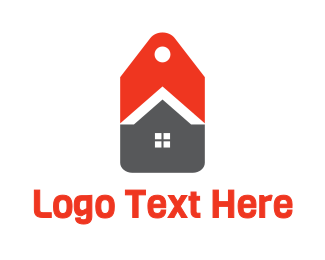 Furniture Store - House Tag logo design