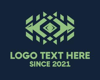 Pattern - Ethnic Pattern logo design