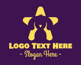 Dog Training - Star Dog logo design