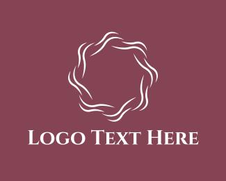 Glamour - White Star logo design