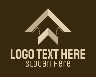 Architectural Home Builder Logo