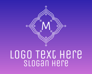 Supernatural - Magical Lettermark logo design