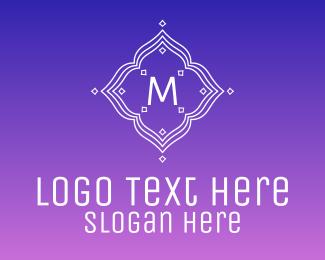 Mysterious - Magical Lettermark logo design
