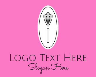 Utensil - Whisk Kitchen Mixer Utensil logo design