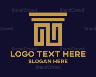 Lawyer - Attorney Law logo design