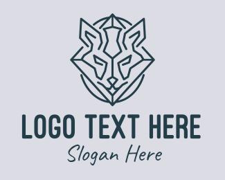 Coyote - Minimal Fox logo design