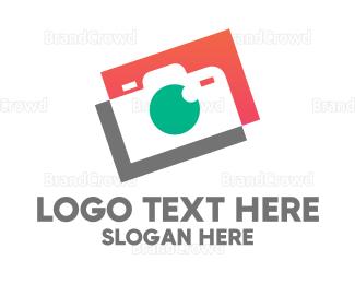 Picture - Camera Picture  logo design