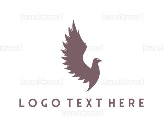 Aged Care - Wild Pigeon logo design