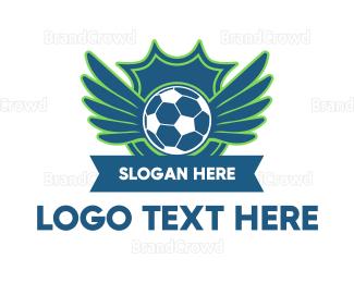 Soccer - Soccer FC Club logo design