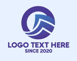 Company - Global Blue Company logo design