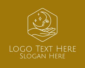 Jewelry  Store - White Moon Jewelry logo design