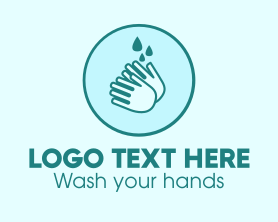 """""""Clean Wash Hands"""" by brandcrowd"""