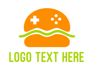 """Burger Gaming"" by eightyLOGOS"