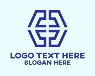 """Financial Letter E Emblem"" by royallogo"