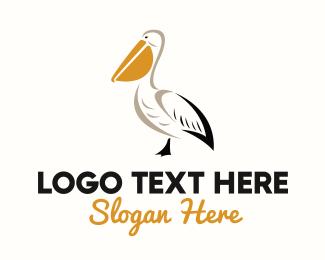 Seaside - Pelican Seaside Restuarant logo design