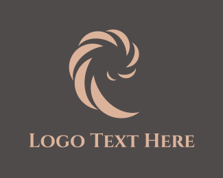 Quote - Abstract Lion Mane logo design