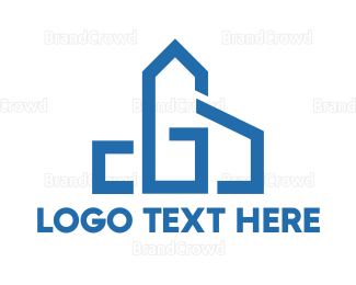 Chapel - Chapel Shape G logo design