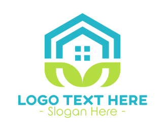 Cooperative - Home Wellness logo design