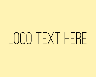 Pr - Elegant Sans Serif logo design