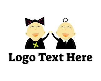 Smile - Smile Children logo design