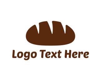 Bakeshop - Wheat Bread logo design