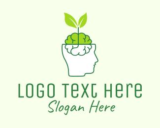Medical - Organic Neurological Medicine  logo design