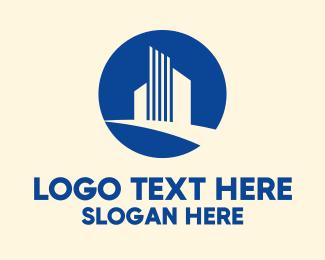 Condo - Modern City Condo logo design