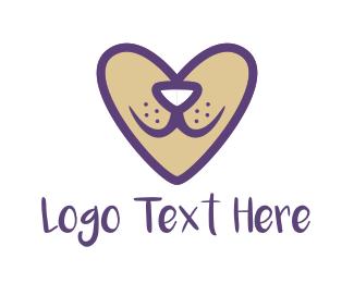 Puppy - Puppy Love logo design