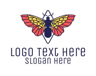 Beauty - Beauty Butterfly logo design