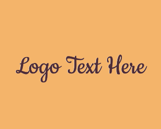 Pastry - Red Pastry Text logo design