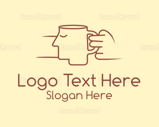 Clever - Face Cup logo design