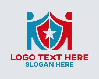 People - People Safety logo design