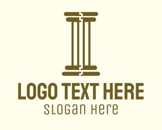 Professional - Professional Pillar logo design